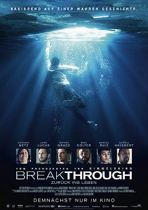 Alle Infos zu Breakthrough - Zurück ins Leben