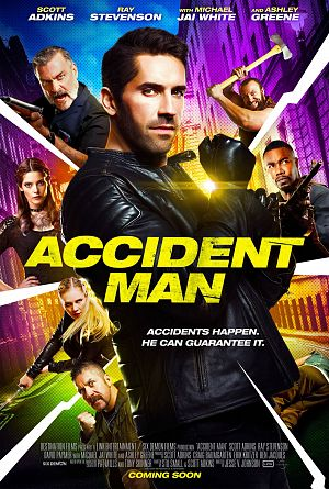 Alle Infos zu Accident Man