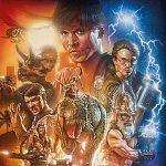 """""""Kung Fury"""" in Spielfilmlänge - mit Arnie, Hasselhoff & Fassbender!"""