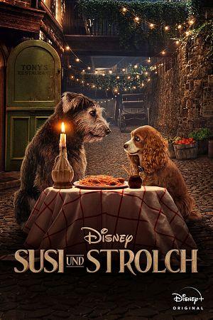 Susi und Strolch Realfilm