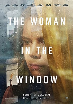 Alle Infos zu The Woman in the Window