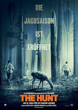 Kritik zu The Hunt
