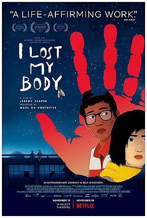 Ich habe meinen Körper verloren