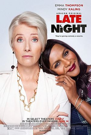 Alle Infos zu Late Night - Die Show ihres Lebens