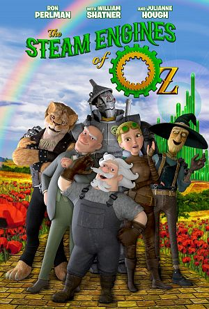 Alle Infos zu The Steam Engines of Oz