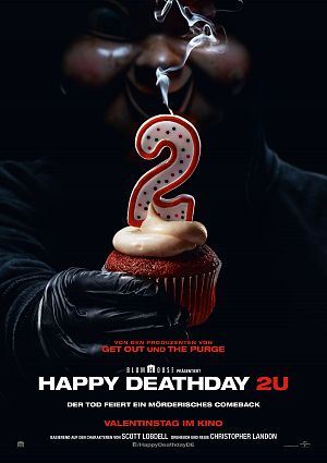 Alle Infos zu Happy Deathday 2U