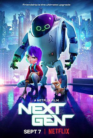 Alle Infos zu Das Mädchen und ihr Roboter - Die nächste Generation