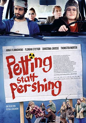 Petting statt Pershing Film-News