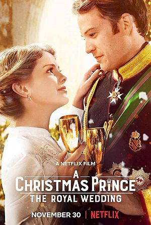 A Christmas Prince - The Royal Wedding