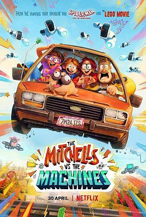 Die Mitchells gegen die Maschinen