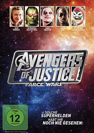 Avengers of Justice - Farce Wars