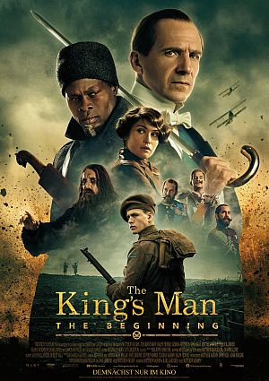 Alle Infos zu The King's Man - The Beginning