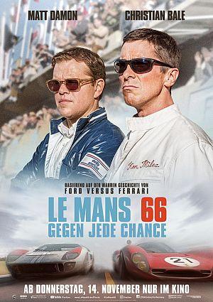 Alle Infos zu Le Mans 66 - Gegen jede Chance
