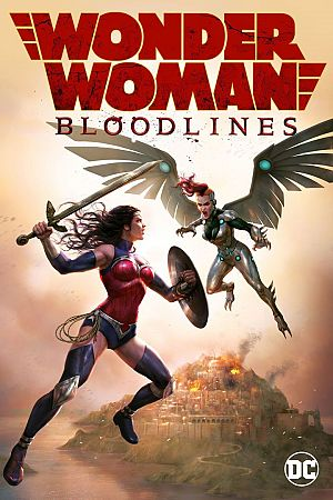 Wonder Woman - Bloodlines Film-News