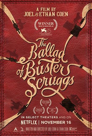 Alle Infos zu The Ballad of Buster Scruggs