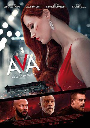 Code Ava - Trained to kill