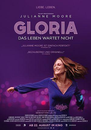 Alle Infos zu Gloria - Das Leben wartet nicht
