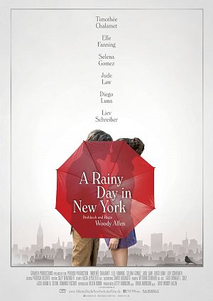 Alle Infos zu A Rainy Day in New York