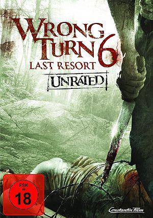 Wrong Turn 6 - Last Resort