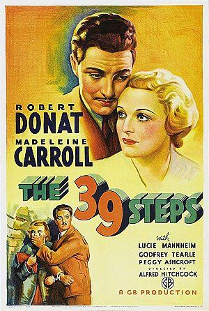 Die 39 Stufen