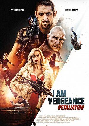 I Am Vengeance - Retaliation