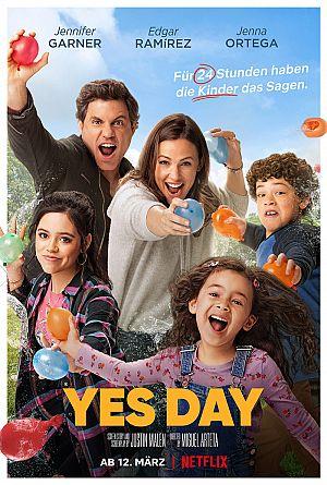 Alle Infos zu Yes Day