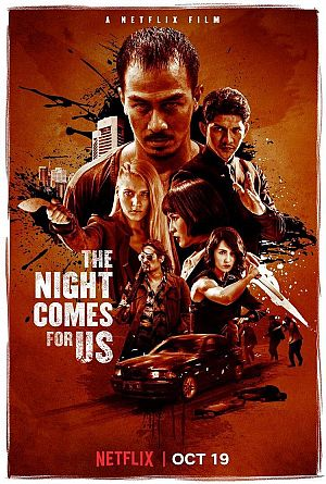 Alle Infos zu The Night Comes for Us
