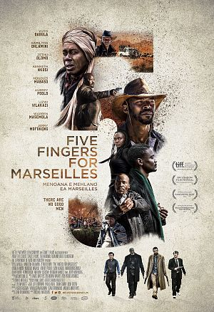 Alle Infos zu Five Fingers for Marseille
