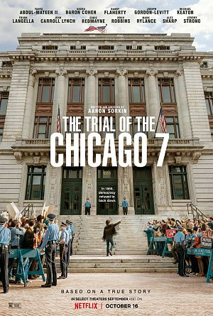 Alle Infos zu The Trial of the Chicago 7