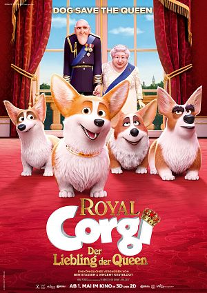 Royal Corgi - Der Liebling der Queen Film-News