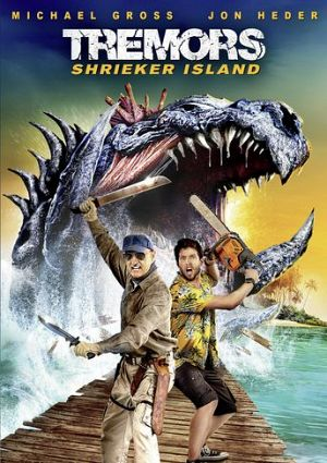 Tremors 7 - Shrieker Island