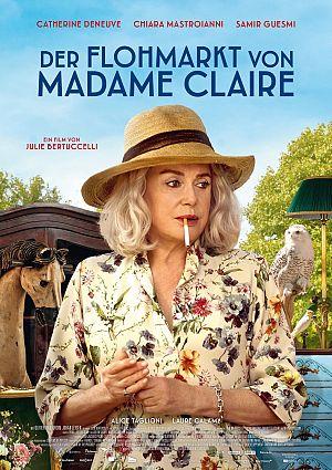 Alle Infos zu Der Flohmarkt von Madame Claire