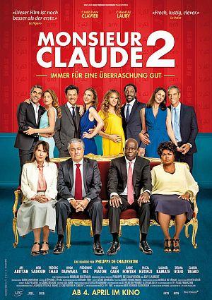Monsieur Claude 2 - Immer für eine Überraschung gut