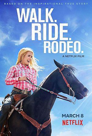 Laufen. Reiten. Rodeo.