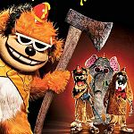 "Kindershow mit Horror-Twist: Trailer zum ""Banana Splits Movie"""