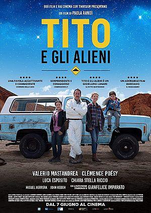 Alle Infos zu Tito, der Professor und die Aliens