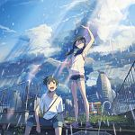 "Einige Trailer: ""Your Name.""-Nachfolger ""Weathering with You"" (Update)"