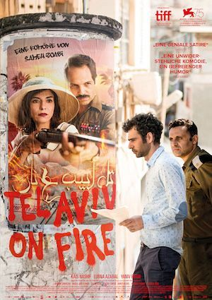 News zum Film Tel Aviv on Fire