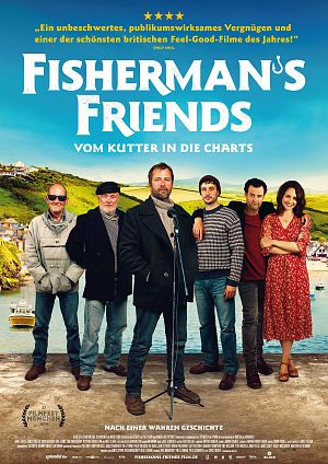 Alle Infos zu Fisherman's Friends - Vom Kutter in die Charts