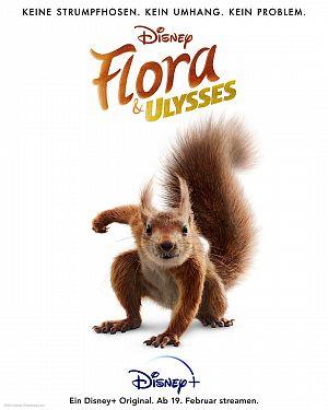 Alle Infos zu Flora & Ulysses