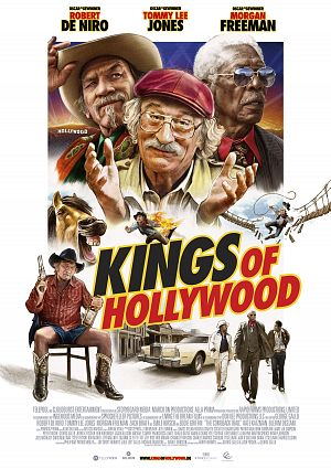 Alle Infos zu Kings of Hollywood