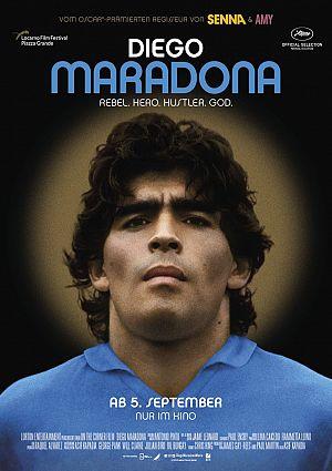 Alle Infos zu Diego Maradona