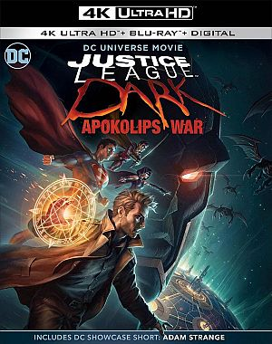 Alle Infos zu Justice League Dark - Apokolips War