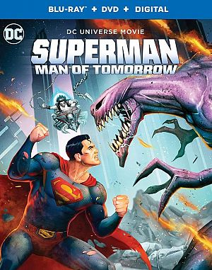 Alle Infos zu Superman - Man of Tomorrow