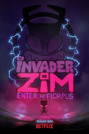 Invader ZIM - Enter the Florpus