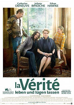 Alle Infos zu La Vérité - Leben und lügen lassen