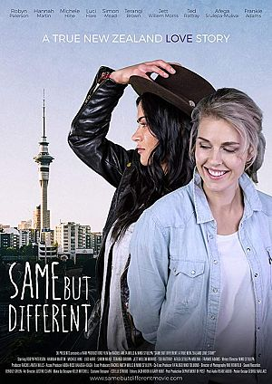 Alle Infos zu Same But Different - A True New Zealand Love Story