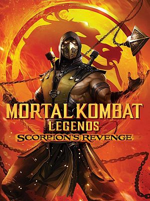 Mortal Kombat Legends - Scorpion's Revenge
