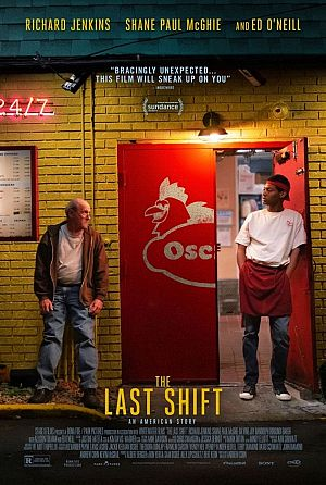 The Last Shift Film-News