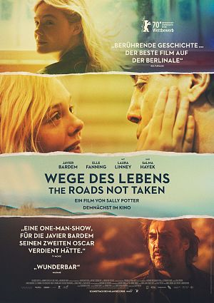 News zum Film Wege des Lebens - The Roads Not Taken